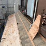 大阪市東住吉区にて屋根修理(葺き替え工事)