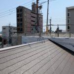 生野区にて屋根修理 ~施工終盤・完工~