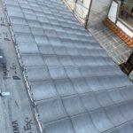 尼崎市にて屋根修理 ~新屋根材ROOGAへの葺き替え~